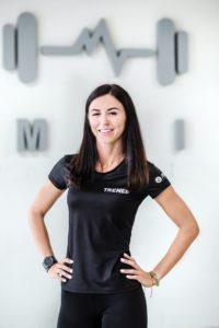 Trener Olga Kuzia